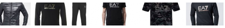 EA7 by Emporio Armani Hoodies