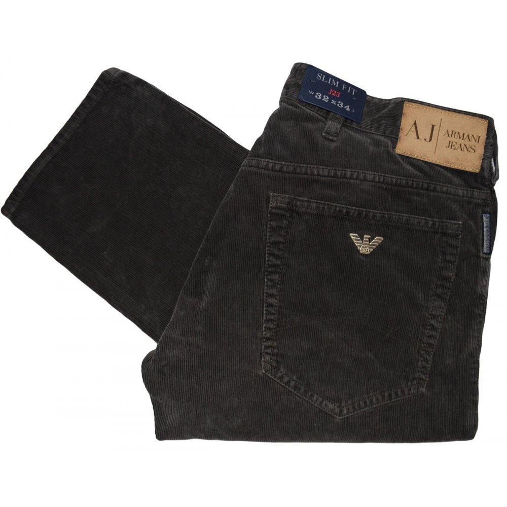 J Brand Jeans Logo Armani Jeans U6J23 Sli...