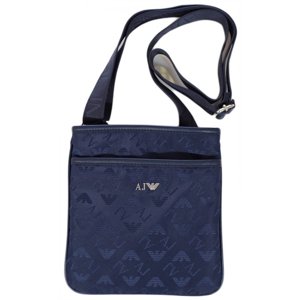 Armani Jeans 06225 AJ Branded Blue Bag - Accessories from N22 ... c2e8a054bc0d7