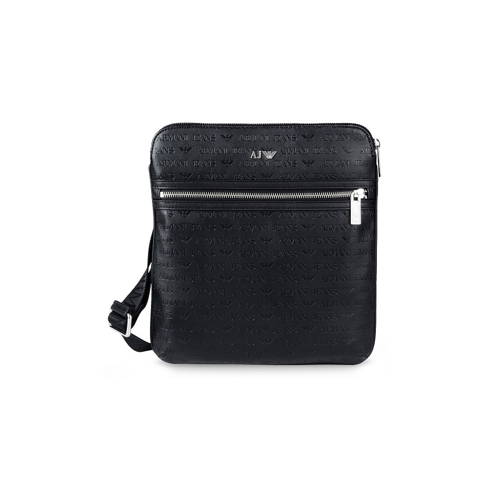 0d33aeb18c8f Armani Jeans 06237 V7 Tablet Black PU Side Bag - Accessories from ...