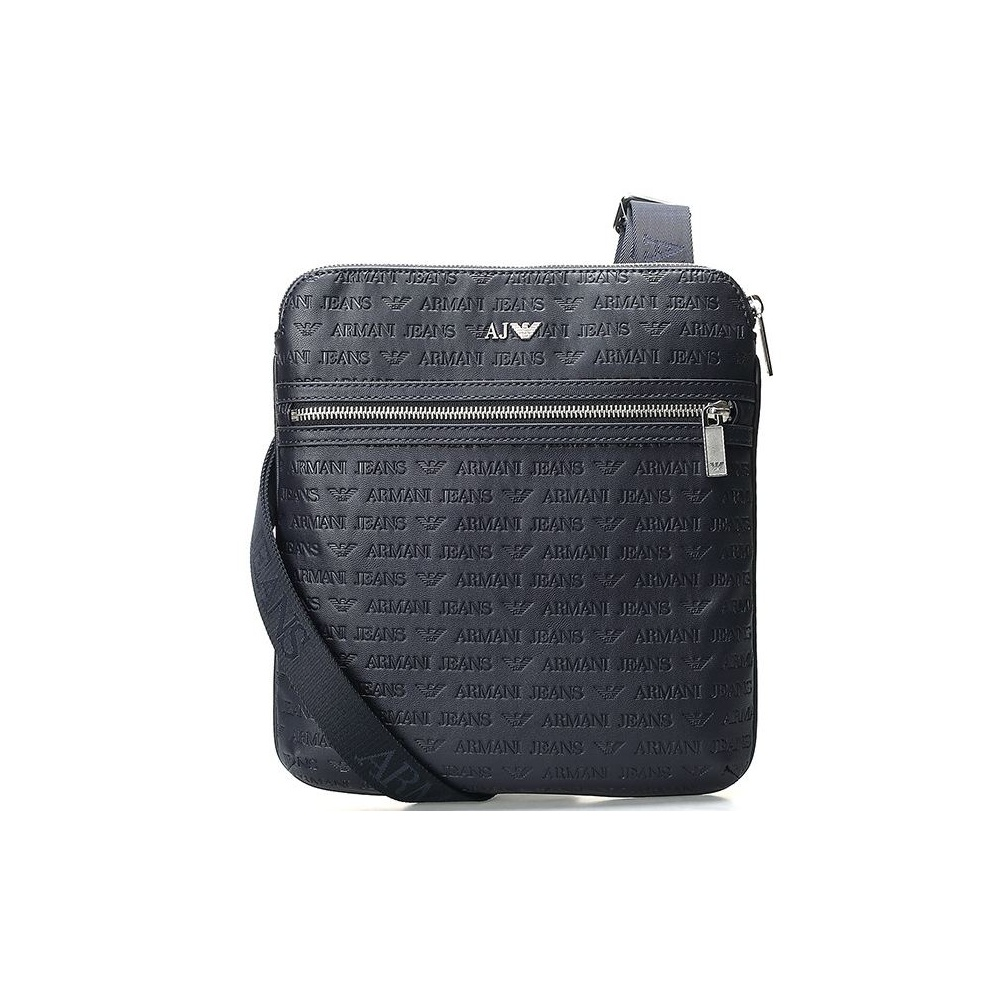 b35d7be76f8a Armani Jeans 06237 V7 Tablet Blue PU Side Bag - Accessories from N22 ...