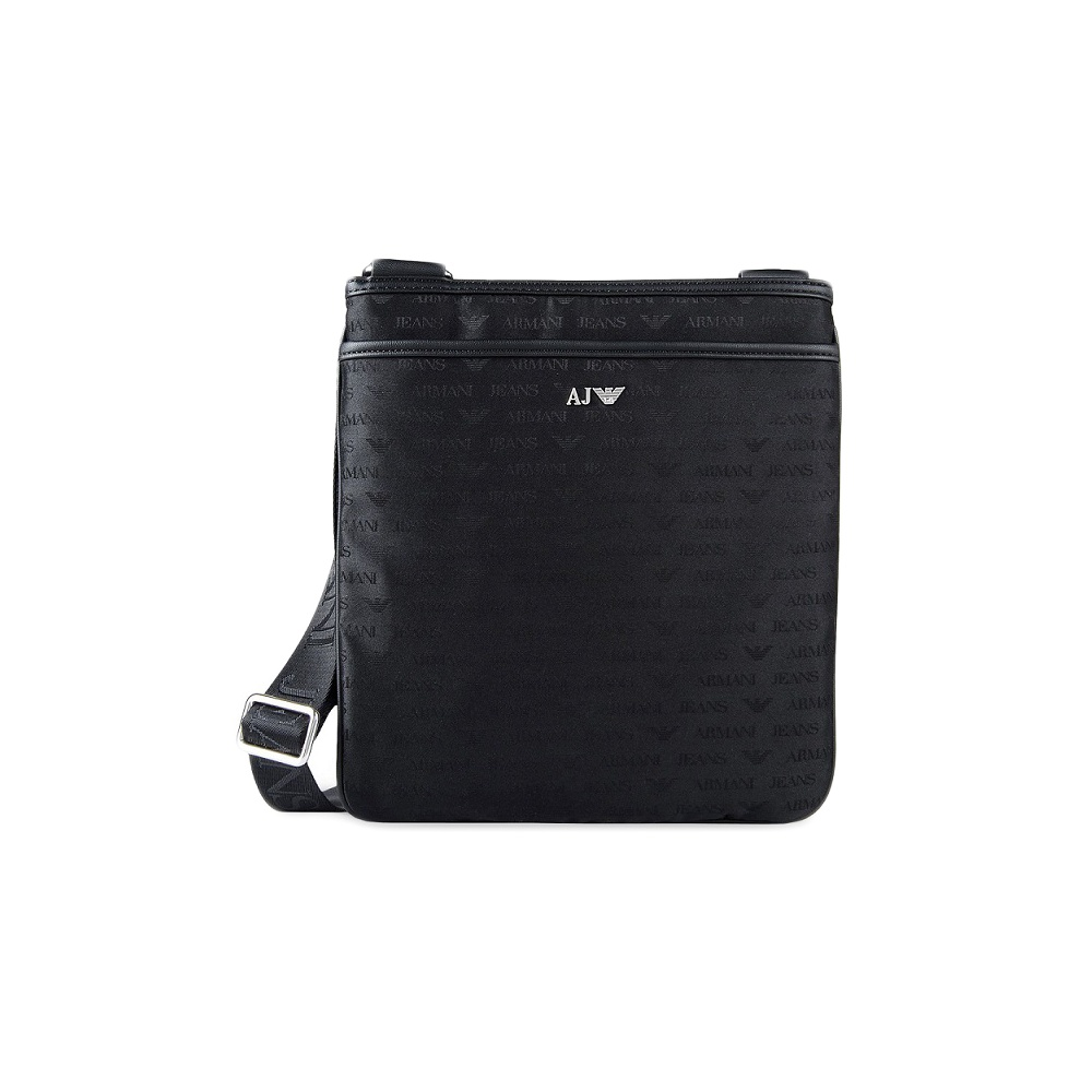 6cb31bd5cd4c Armani Jeans 06292 V8 Tablet Shoulder Black Bag - Accessories from ...