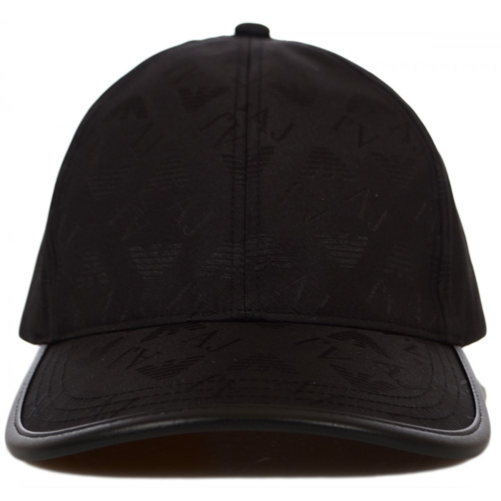 Armani Jeans 06482 AJ Branded Black Cap - Accessories from N22 ... cb98ba23d40