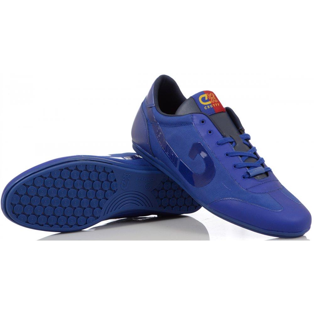 Cruyff Classics Vanenburg X Lite Tech Blue Trainer
