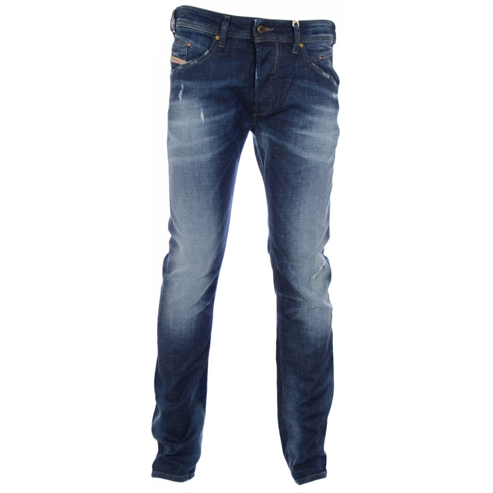 Rask Diesel Belther 833W Regular Slim-Tapered Jeans - Clothing from N22 VY-97