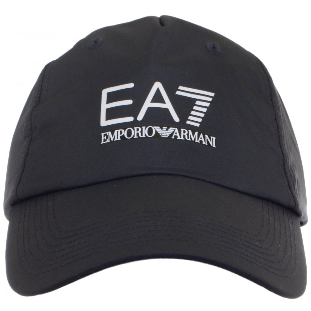 98638254d5f EA7 by Emporio Armani 275366 Adjustable Navy Baseball Cap ...