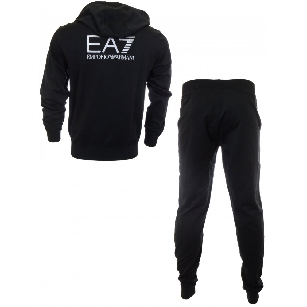 ea7 tracksuit hooded, OFF 70%,Buy!