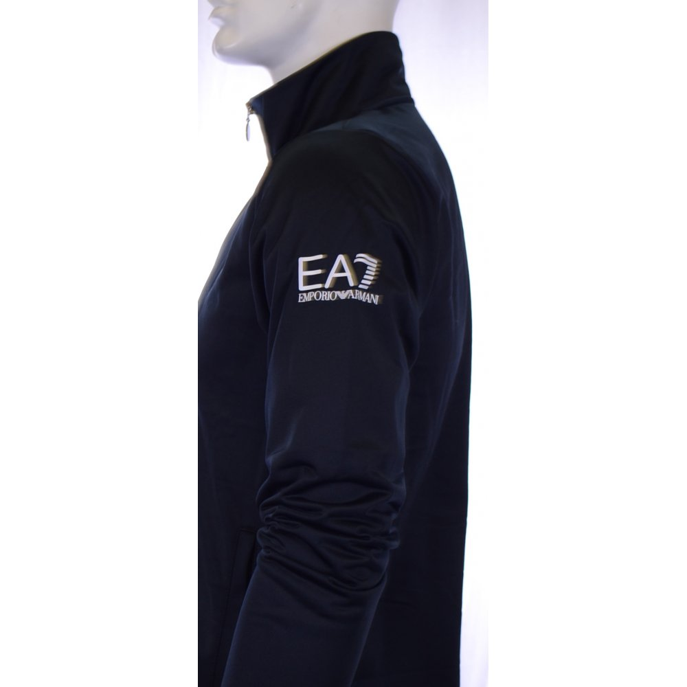 8cd984c099 EA7 by Emporio Armani Train Core ID Polyester Navy Tracksuit