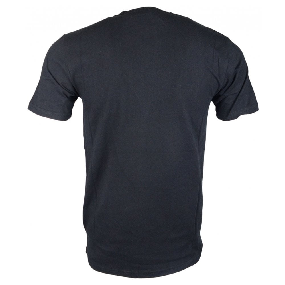 814f6997 Ellesse Prado Black Cotton T-Shirt