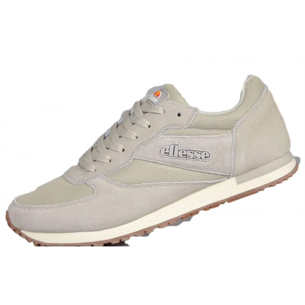 5990c3d55 Ellesse SFW00211 LS110 Mesh Runner Oatmeal Trainer - Footwear from ...