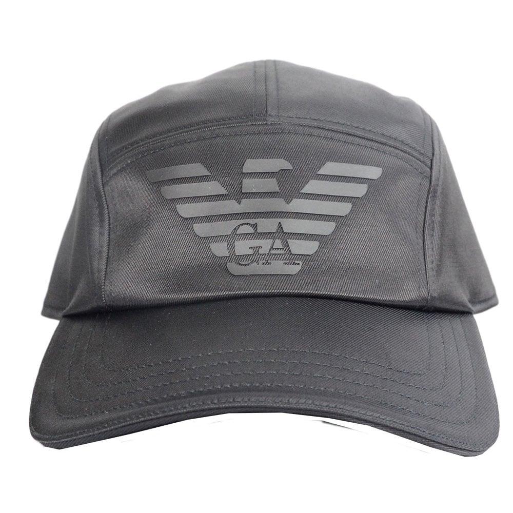 ... Emporio Armani Black Baseball Cap. Tap image to zoom. Black Baseball Cap c078e874b38c