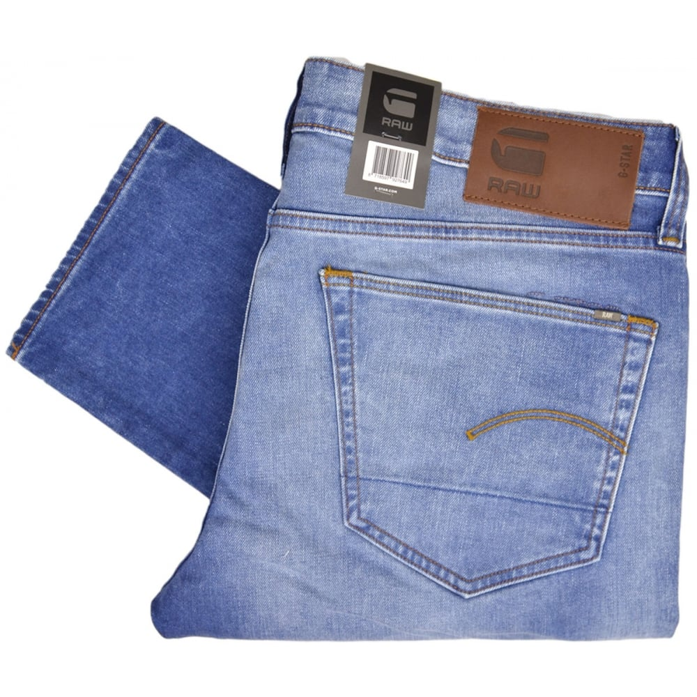 d1cd2b8f49c G-Star 3310 Slim Itano Light Aged Stretch Jeans - Clothing from N22 ...