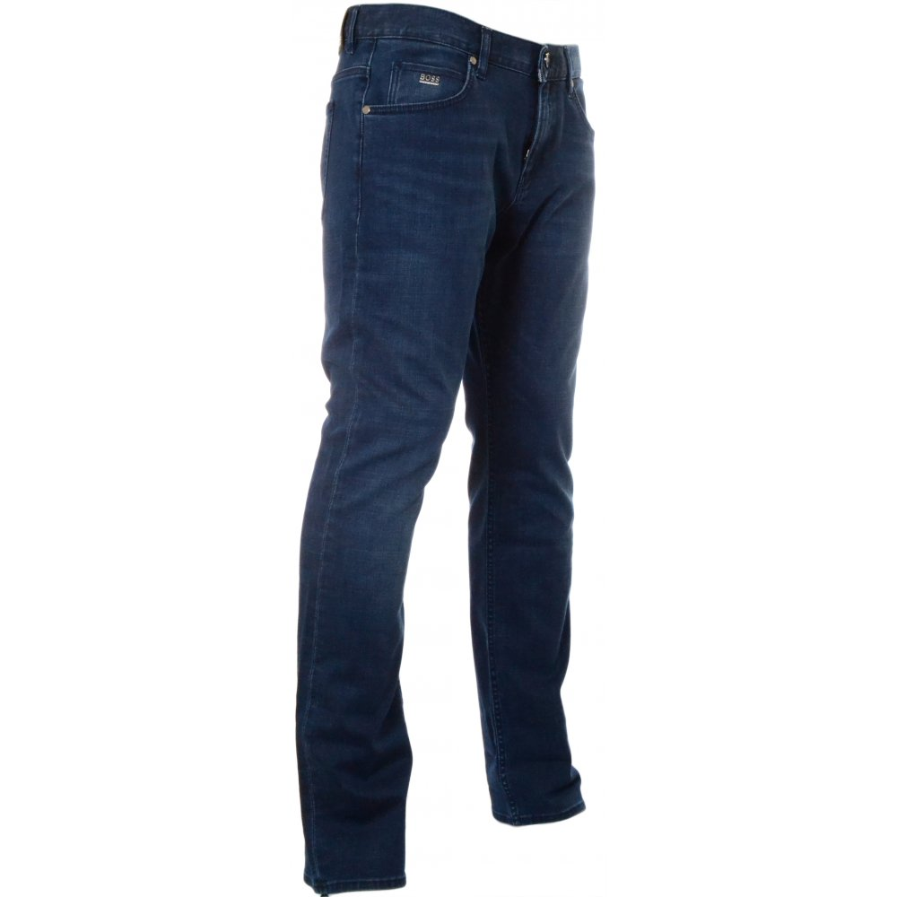 ba61cb82 Delaware Slim Fit Indigo Blue Jeans - Clothing from N22 Menswear UK