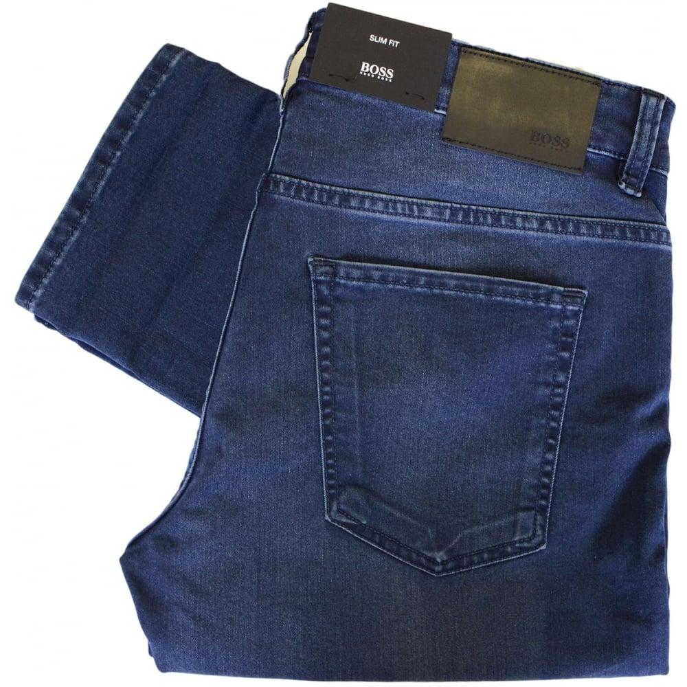 77eb11ca Delaware3 Slim Fit Dark Blue Jeans - Clothing from N22 Menswear UK