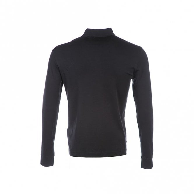 2c57af44a Phillian Long Sleeve Regular Fit Navy Polo - Clothing from N22 ...