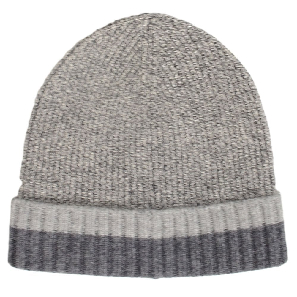 fb1472d5 Hugo Boss Frisk Ribbed Beanie Grey Hat - Accessories from N22 ...