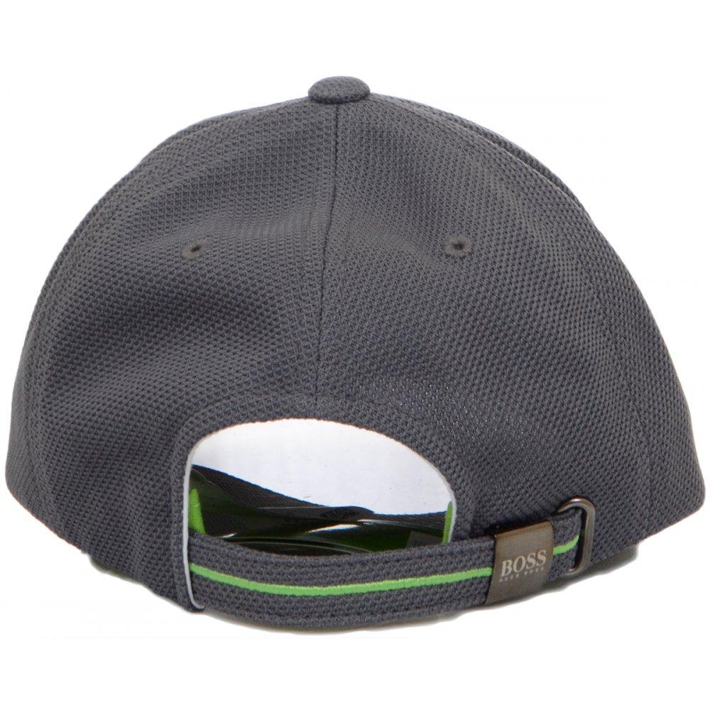 Mesh Grey Baseball Cap - Accessories from N22 Menswear UK 00f0206bf39