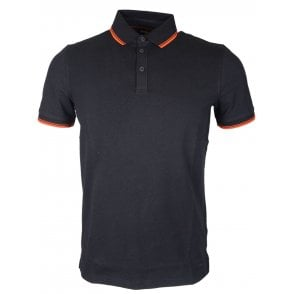95e83cb9d Hugo Boss Prout 10 Regular Fit Khaki Green Polo - Clothing from N22 ...