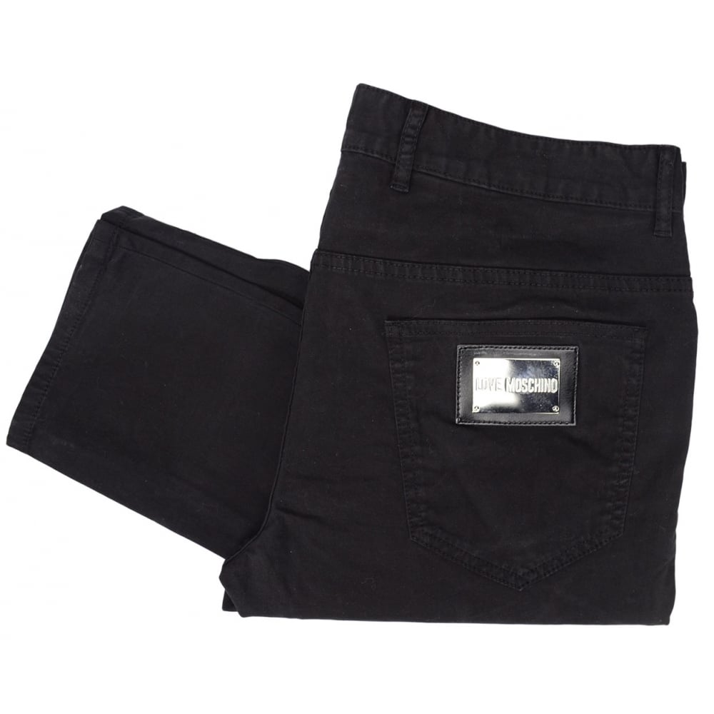328f6e033d Love Moschino Love Black Moschino Jeans - Clothing from N22 Menswear UK