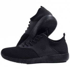 Ignition Black Trainers