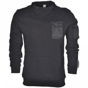 Phantom Typhon Black Sweatshirt