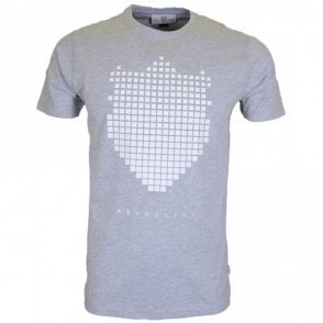 Spartan Marl Grey T-Shirt