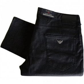 8N6J06 Slim Fit J06 Grey Shine Jeans