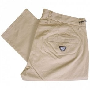 C6P15 Slim Fit P15 Beige Chino