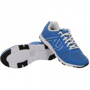Runner Monochrome Mesh Blue Trainer
