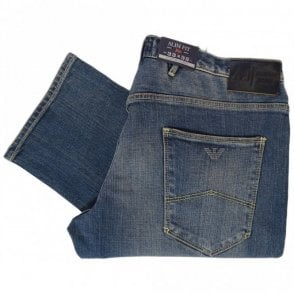 Z6J83 Slim Fit J06 Denim Jeans