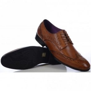 Burford Tan Brown Shoes