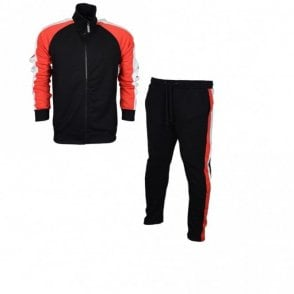 Factory Tracksuit Black/Multi