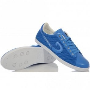 Estille Mesh Blue Trainer