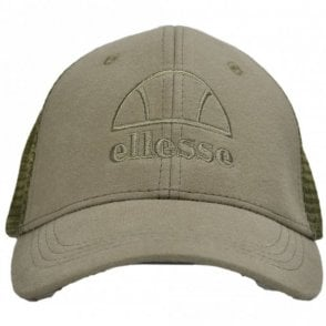 Falez Half Net Mermaid Green Baseball Cap