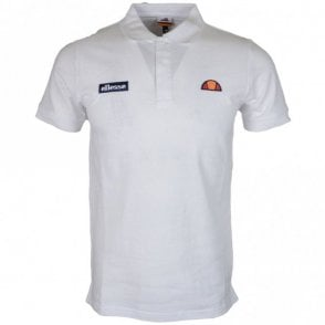Montura Regular Fit Basic Logo Optic White Polo