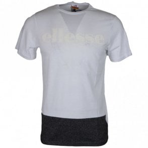 Morph Optic White Cotton T-Shirt
