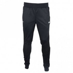 Oporo Polyester Black Tracksuit Bottom