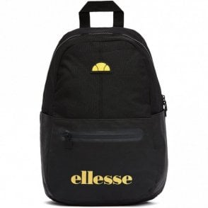 Pietro Black Backpack