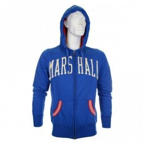 Hooded Bluette Sweatshirt