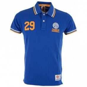 Regular Fit 29 Academy Blue Polo
