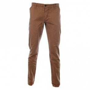 Richards Bronze Slim Fit Chino