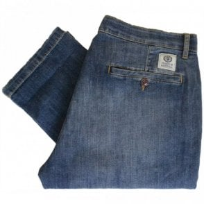 Slim Fit Extreme Wash Soft Jeans