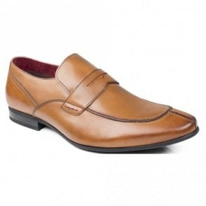 Oban Tan Leather Shoes