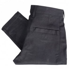 Bronson Skinny Fit Black Chino