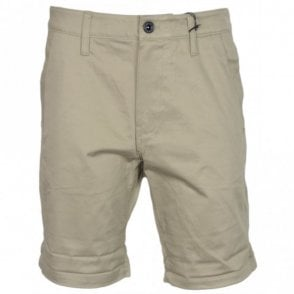 Bronson Straight Fit Dune Shorts