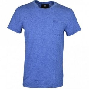 Classic Indigo Jersey Regular Blue T-Shirt