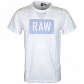 Crostan NY Jersey Regular Fit White/Blue T-Shirt