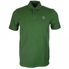 Dunda Premium Stretch Fit Green Polo Shirt