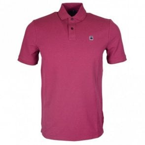 Dunda Premium Stretch Fit Purple Polo Shirt