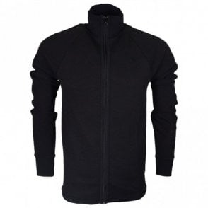 Jirgi Full Zip Black Sweat Tracktop